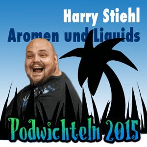 Episodenbild der Dampfcast Episode DC007 -  Die Podwichtel und Harry Stiehl