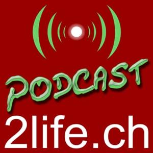Logo 2life.ch Podcast