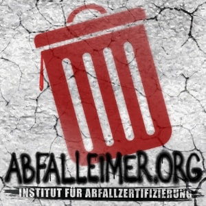 Logo Abfalleimer