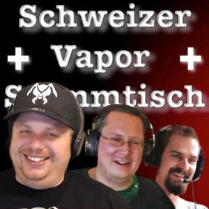 Episodenbild der Dampfcast Episode DC005 - Ein Bier am Schweizer Vapor Stammtisch