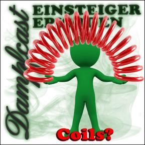 Dampfcast: dce09-coils