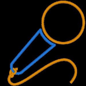 Logo Nodes Microphone